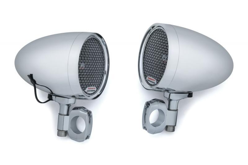 Speaker Pods by chromr