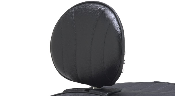 corbin backrest black