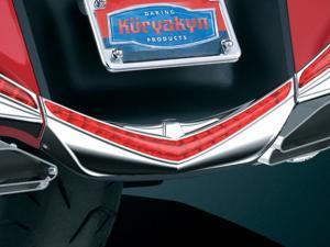 Led rear fender run/brake