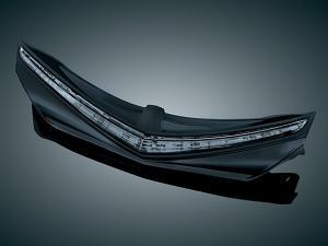 Led rear fendertip black All 12-13 GL1800 & F6B Model