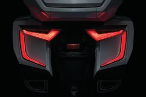 Rear Saddlebag Accents