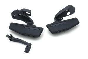 Driver Floorboard Kit,black