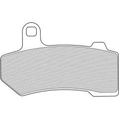 Brake pads harley 08-17 BAK + FRAM oem42850-06B, 41854-08,