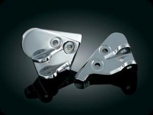 CHROME FOOTPEG MOUNTS