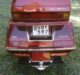 Dragkrok Rostfri GL 1500