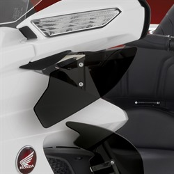 UPPER WIND DEFLECTOR KIT