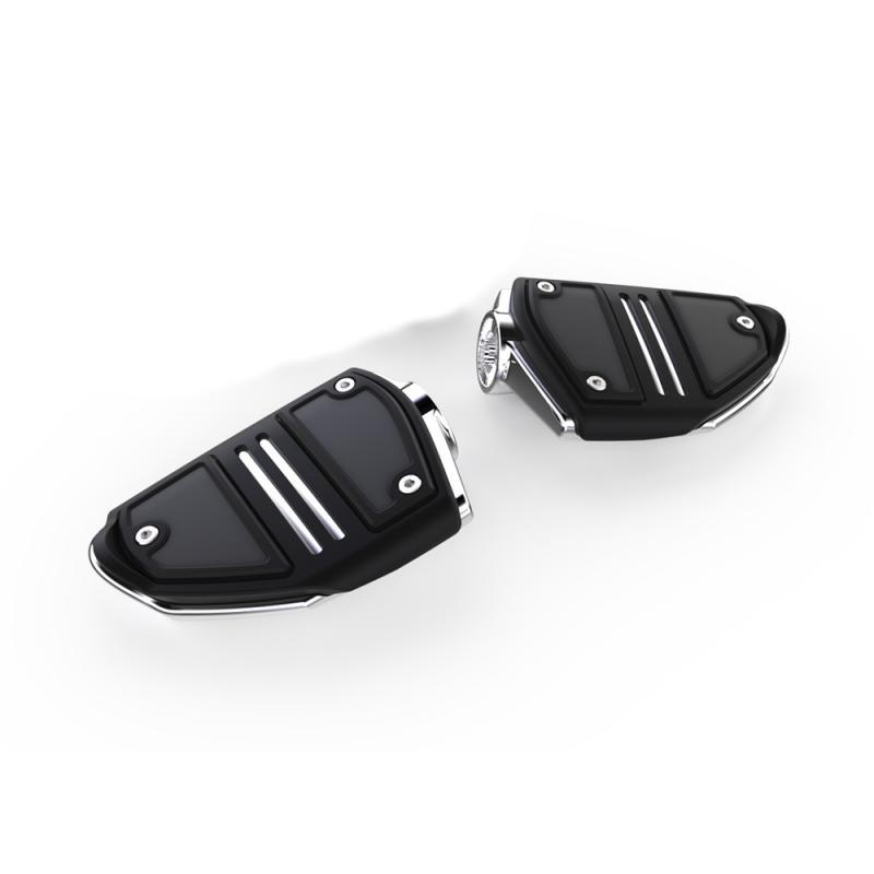 Footrests,driver/no adapter