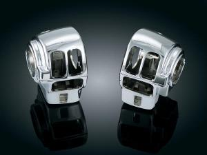 Chrome Switch Housings