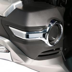 Foglight trim ring,chrome