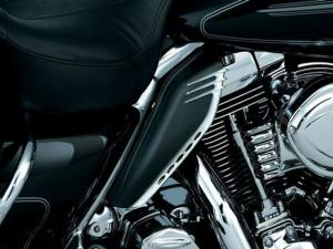 Accents for H-D Mid-Frame Air Deflectors