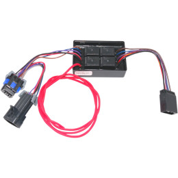 Trailer wire harness indian 2014-