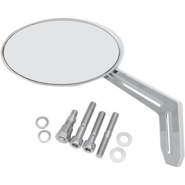 Mirror höger chrome