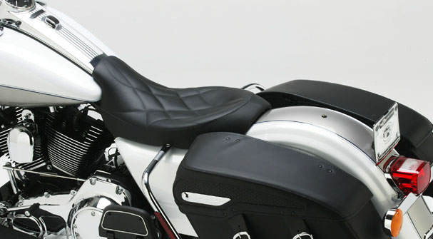 CORBIN Hollywood Solo, 2009H-D Roadki