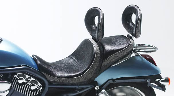 Corbin tour saddle V-Rod fram