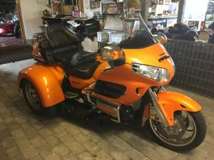 GOLDWING 1800 TRIKE