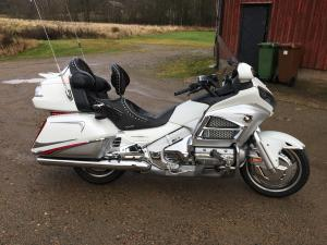 GOLDWING 1800 ,2012
