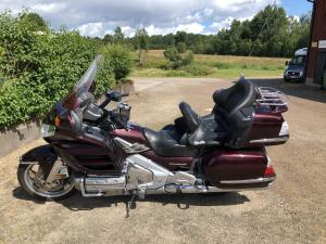 GOLDWING 1800,2007