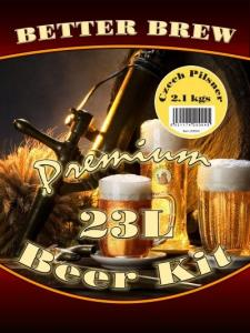 Czech Pilsner 23L