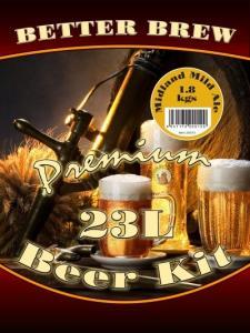 Midland Mild Ale 23L