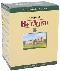 Belvino California white