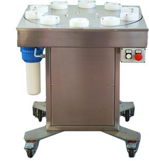Flasktvätt TP10 Halvautomatisk