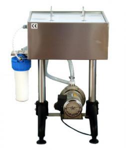 Flasktvätt & steriliseringsapparat SMP