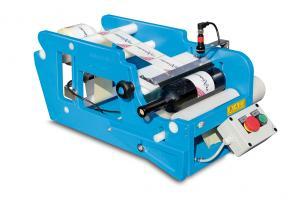 Etiketteringsmaskin PE-E ∅50-120mm Flexilabel