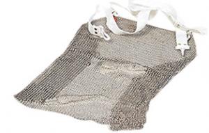 Skyddsförkläde av rostfritt stål - Forcar