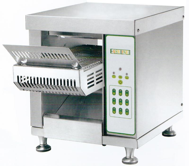 Toaster Brödrost EasyLine by Fimar CVT-1
