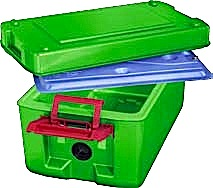 FIMAR Green Cube System - Basmodul med Kylenhet GC226PC