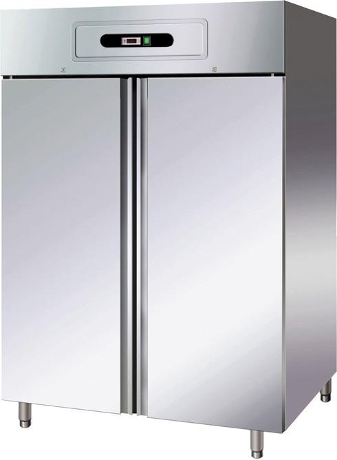 Dubbelkyl 1104L restaurangmodell GN1200TN Forcar
