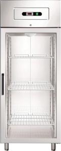 Frys med glasdörr GN650BTG Forcar