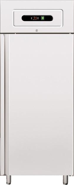 Frys 650L restaurangmodell GN650BT Forcar