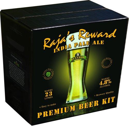 """Raja´s Reward"" IPA Indian Pale Ale - Bulldog Brews"