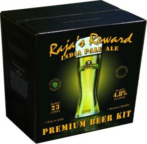 """Raja´s Reward"" IPA Indian Pale Ale - Bulldog Brews"