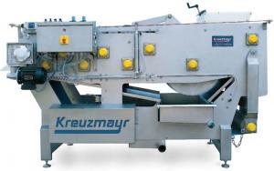 Fruktpress Äpplemust/juice Kreuzmayr KEB750 (ca1500kg/h)