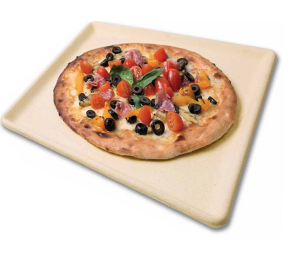 Pizzasten Naturcook 34,5x34,5cm