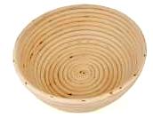 Jäskorg Rund 19-30cm, för 0,5kg-3kg deg