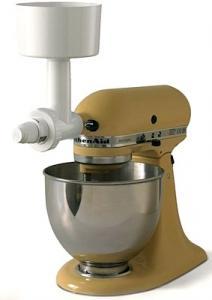 Mjöl&fullkorns-kvarn från Messerschmidt för KitchenAid
