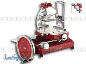 Skärmaskin handgjord med Svänghjul