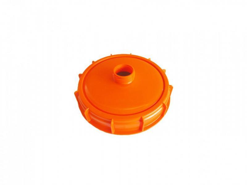 Lock till oval plastbehållare