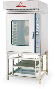 Professionell ventilerad Bakugn FV10E - Italforni