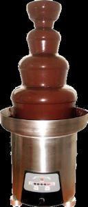 Fantastisk Chokladfontän - För chokladälskaren