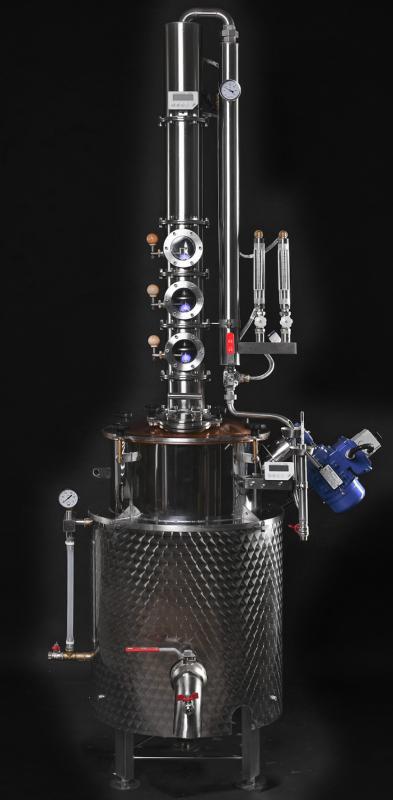 Destilleri - Kolonn 95L komplett