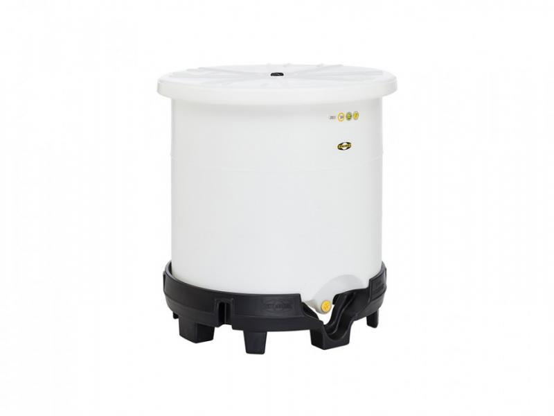 Förvaringstank 600-1000L - must & mäsk