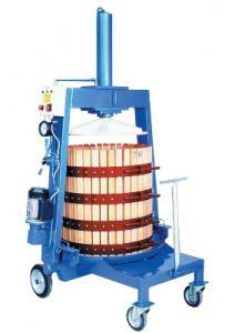 Hydraulisk frukt-/ vinpress 69-327L