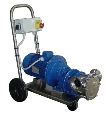 Kraftfull Impellerpump Z180 - 2 speed