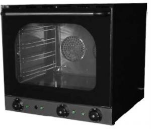 Varmluftsugn S4 med ånga - Rostfri eller galvad