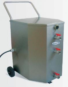 Ånggenerator för rengöring samt bryggverk mm