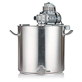 Högkvalitativ marmeladkokare JAM 50 liter